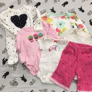 Mixed Newborn Styles